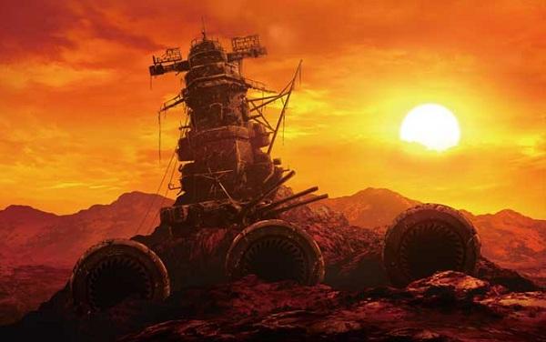 Space Battleship Yamato – bleary